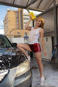 nettoyage carrosserie voiture